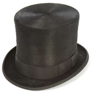 Christys taller melusine top hat