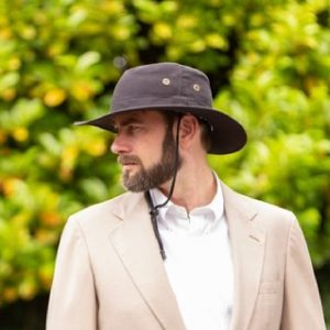 Cotton Summer Sun Hat - Rambler