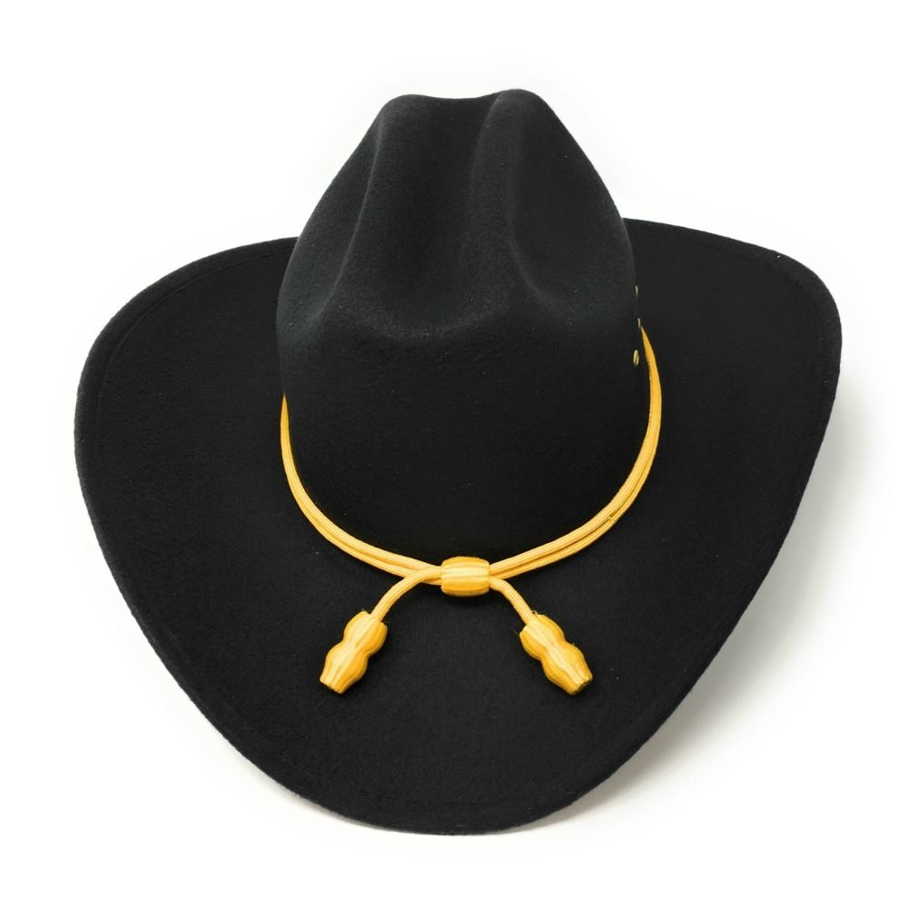 60513b9c black-cattleman-style-cowboy-hat-with-yellow-cavalry-rope-10303-p.jpg